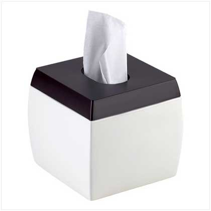 Serenity Tissue Box