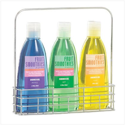 Fruit Smoothies Bath Gel Set