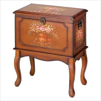 VICTORIAN WOOD CABINET