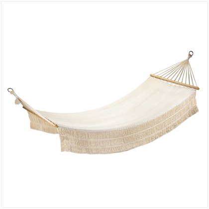 Cotton Single Person Hammock