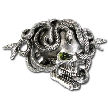 The Gorgon's Eye Buckle