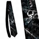 Barbed Romance tie