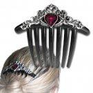 Claddagh Hair Comb