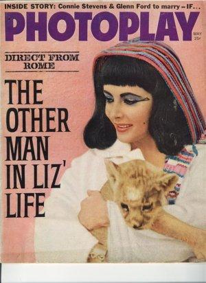 Elizabeth Taylor Photoplay May 1962