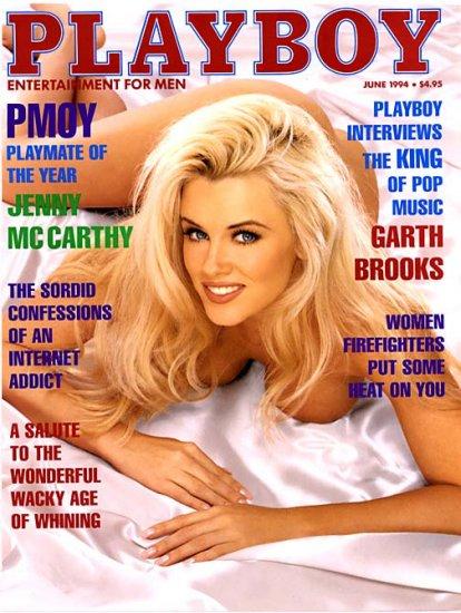 Playboy June 1994   Jenny McCarthy