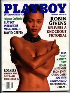 Playboy September 1994   Robin Givens