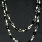 Black Elegance Necklace