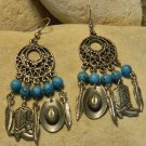 A Touch of the West Earrings