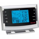 Honeywell Weather Forecaster with Indoor/Outdoor Temperature and Humidity TE653ELW