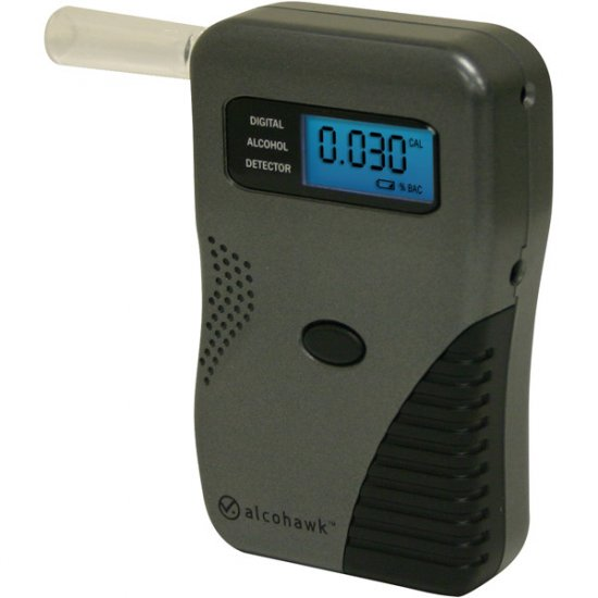 Alcohawk Elite Digital Breath Alcohol Tester