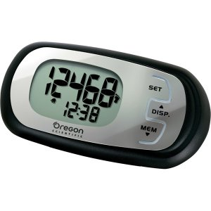 Oregon Scientific Any Wear 3D Pedometer PE-980
