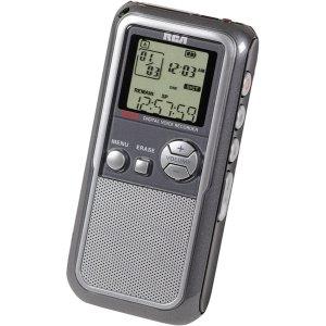 RCA 256MB Digital Voice Recorder