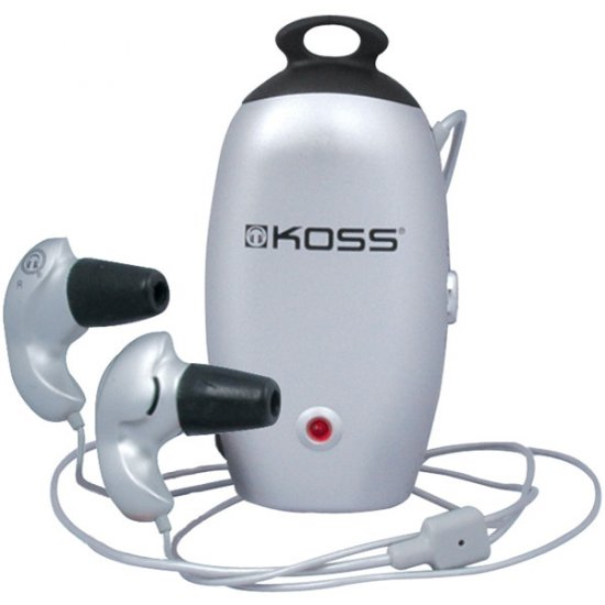 Koss Active Noise Reduction Plug System Stereophones QZ-77