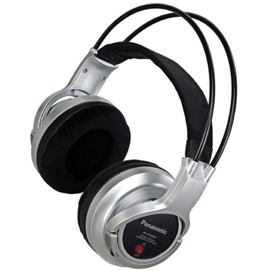 Panasonic 2.4GHz Wireless Headphones RP-WF6000S