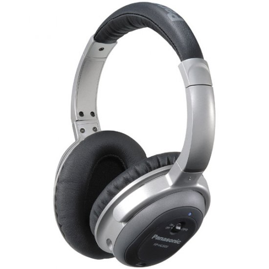 Panasonic Noise Canceling Headphones RP-HC500