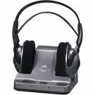 JVC 900MHz Wireless Stereo Headphones with Locator Feature HA-W600RF