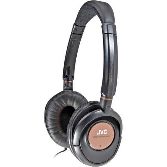 JVC Lightweight Stereo Headphones HA-S900
