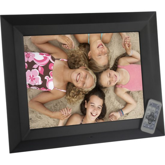 "Sunpak 15"" Digital Photo Frame SF-150-42401SL"