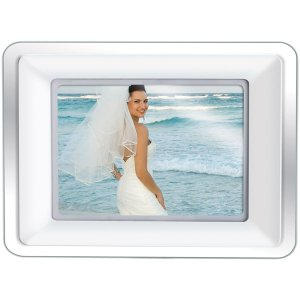 "Coby 10"" Widescreen Digital Photo Frame with Built-In MP3 Player DP-102"