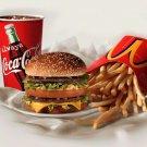 BigMac Value Meal - Medium