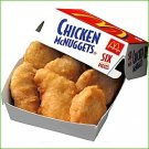 Chicken McNugget Value Meal - Medium