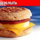 Sausage & Egg Mc Muffin
