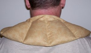Herbal Neck/Shoulder Wrap Hot or Cold Therapy For Pain