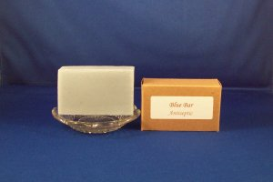 Natural Organic Blue Bar Soap 3.5oz