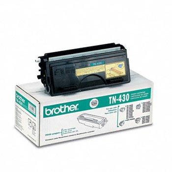 Brother TN430, Genuine Black Toner Cartridge