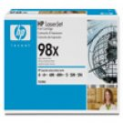 HP 92298X, Genuine High Yield, LaserJet 4/ 4M/ 4+/ 4M+/ 5/ 5N/ 5M/ 5se Toner Cartridge