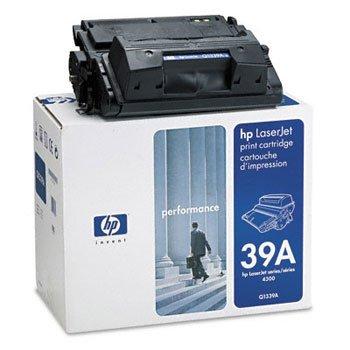 HP Q1339A, Genuine LJ 4300 Series Toner Cartridge