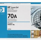HP Q7570A, Genuine 70A LJ M5025 MFP/ M5035 MFP Toner Cartridge