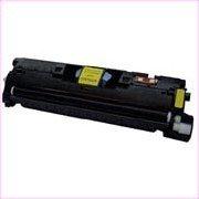 HP  Q3962A, Compatible Yellow Toner, Color LJ 2550/ 2550N/ 2820/ 2830/ 2840
