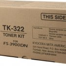 Kyocera TK322, Genuine FS-3900DN Toner Cartridge