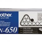 Brother, TN650 Genuine High Yield Black Toner
