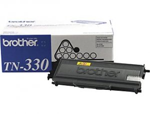 Brother, TN330, Genuine Standard Yield Toner Cartridge