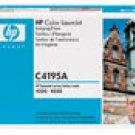 HP C4195A, Genuine Drum Kit 640A Color LJ 4500/ 4550 Series