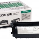 Lexmark 12A6835 Genuine Black Toner Cartridge, High Yield