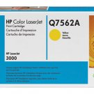 HP Q7562A, 314A, Genuine Yellow Toner Cartridge