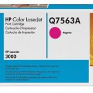HP Q7563A, 314A, Genuine Magenta Toner Cartridge