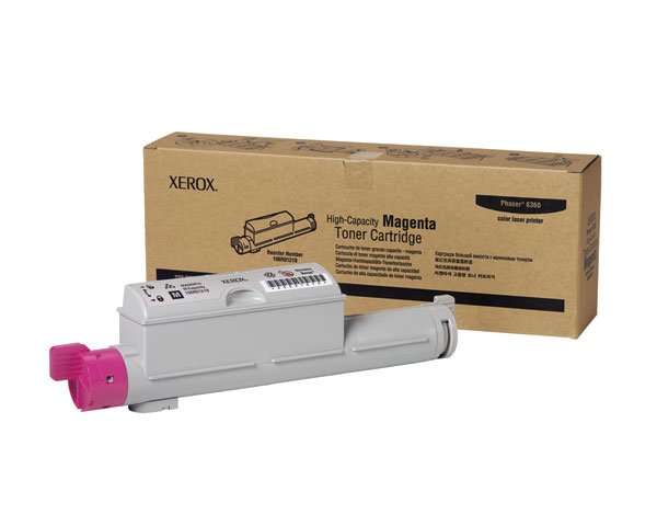 Xerox, 106R01219 Genuine Phaser 6360 Magenta High Capacity Toner