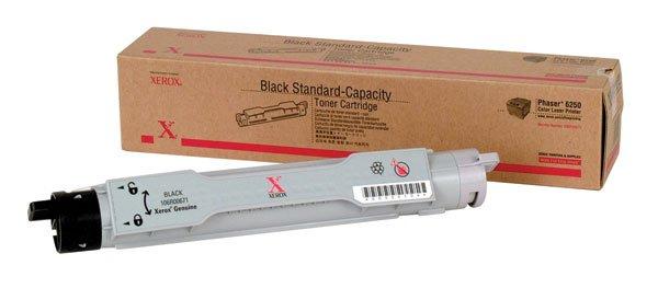 Xerox, 106R00671 Genuine Phaser 6250 Black Standard Capacity Toner