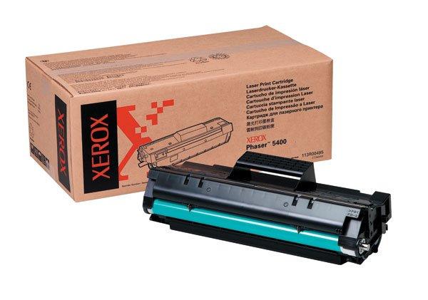 Xerox, 113R00495 Genuine Phaser 5400 Toner Cartridge