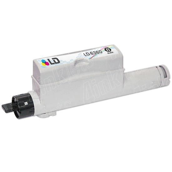 Xerox, 106R01221 Compatible Phaser 6360 Black High Capacity Toner