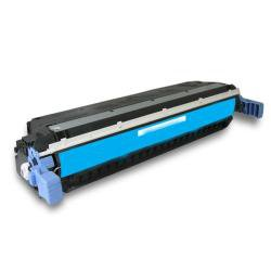 HP C9731A, 645A, Compatible Cyan Toner Cartridge