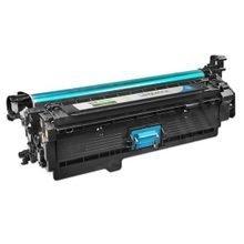 HP CE401A, 507A Compatible Cyan Toner Cartridge
