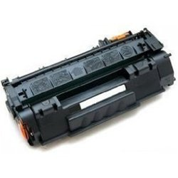 HP Q7553X Hi-Yield Compatible Black Toner Cartridge