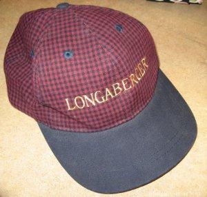 NEW Longaberger Stitched Baseball Cap Hat
