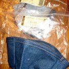 NEW Longaberger Coaster Basket LINER ONLY Denim + FREE SHIPPING