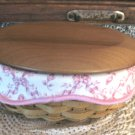 2003 Longaberger Horizon of Hope Classic Basket Combo Breast Cancer Awareness